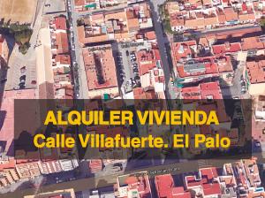 Alquiler Vivienda en Calle Villafuerte El Palo
