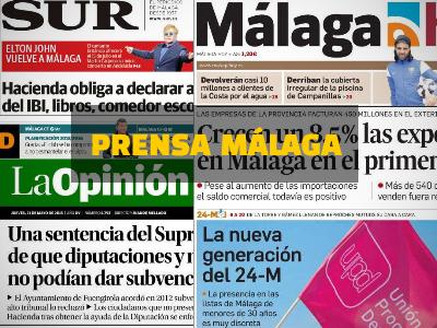 Prensa Málaga