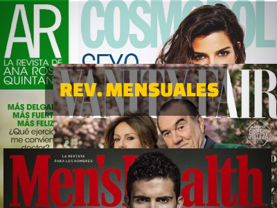 Revistas Mensuales