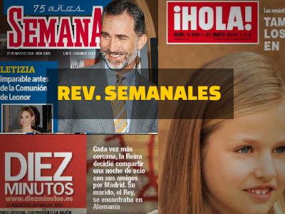 Revistas Semanales