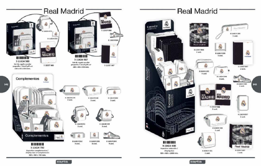 Articulos Real Madrid