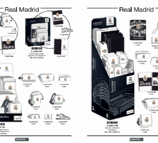 Articulos Real Madrid